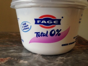 Fage Total - the best,  all-purpose yogurt for all of your culinary adventures.