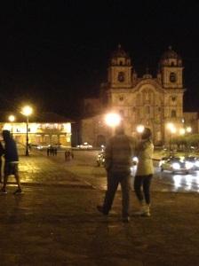 Plaza  de las Armas