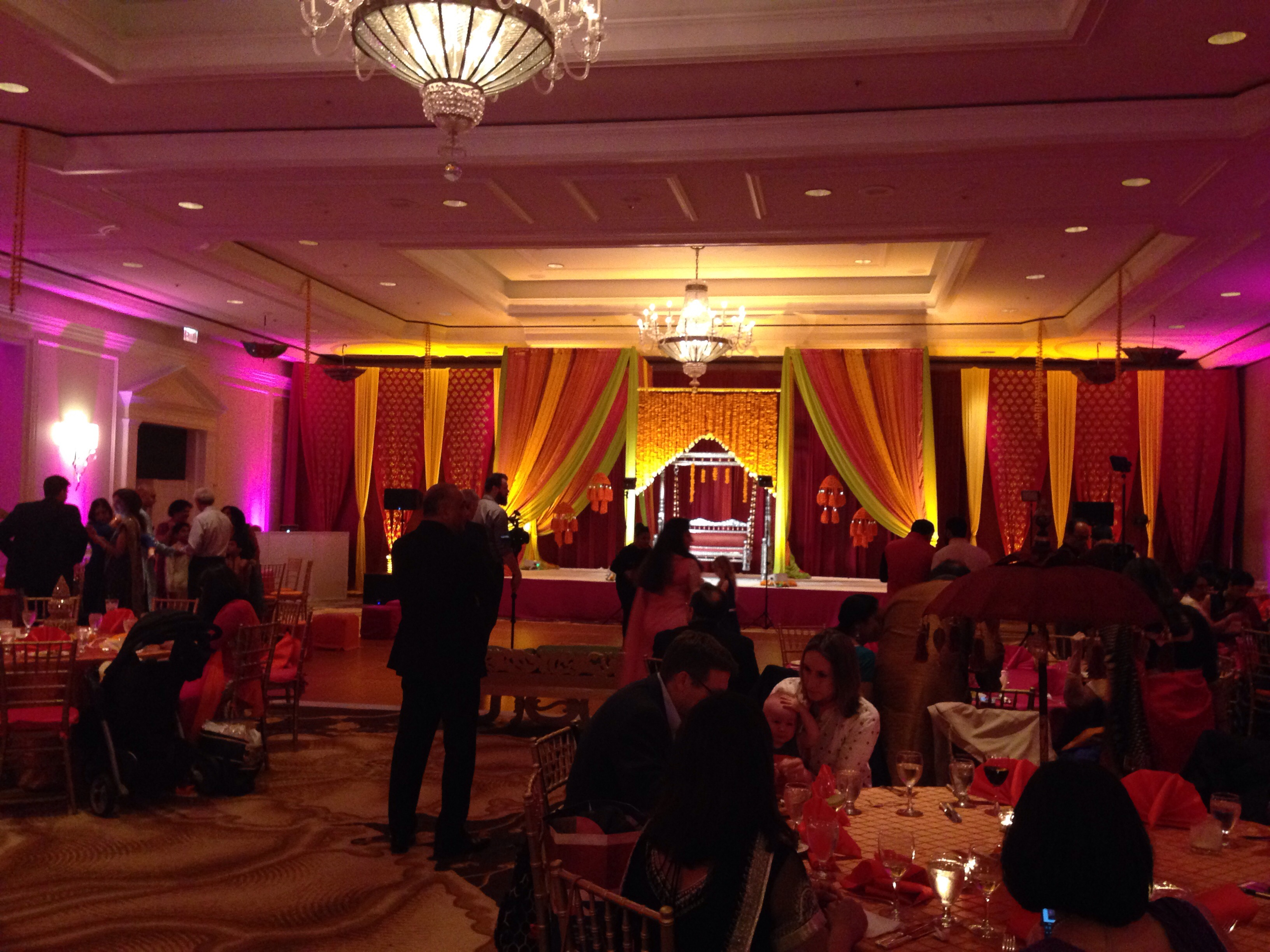 Our Wedding Events Began With The Mehndi Sangeet Latter Of Which Means Song In Sanskrit Hindi It Was A Night Filled Dance And